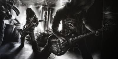 Top 50 Metal Songs of All Time