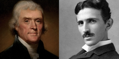 Was Thomas Jefferson a Christian and Was Nikola Tesla an Atheist?