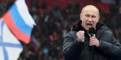 The Russian Hack Circle Jerk