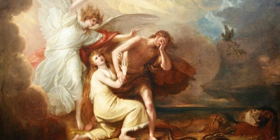 The Garden of Eden, The Fall of Man and Immigration