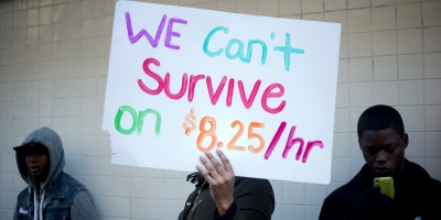 The Minimum Wage Hurts Poor People